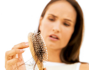 Foods that stop hair from falling out