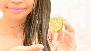 Lemon For Hair